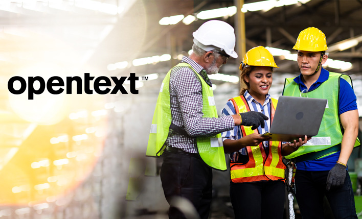 Eccentex Joins OpenText Solution Extension Partner Program – Releases Initial Products for Asset-Intensive Industries